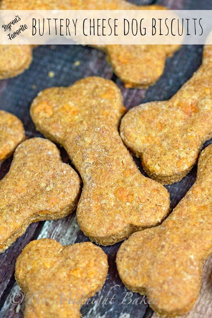 Cheesy Dog Treats