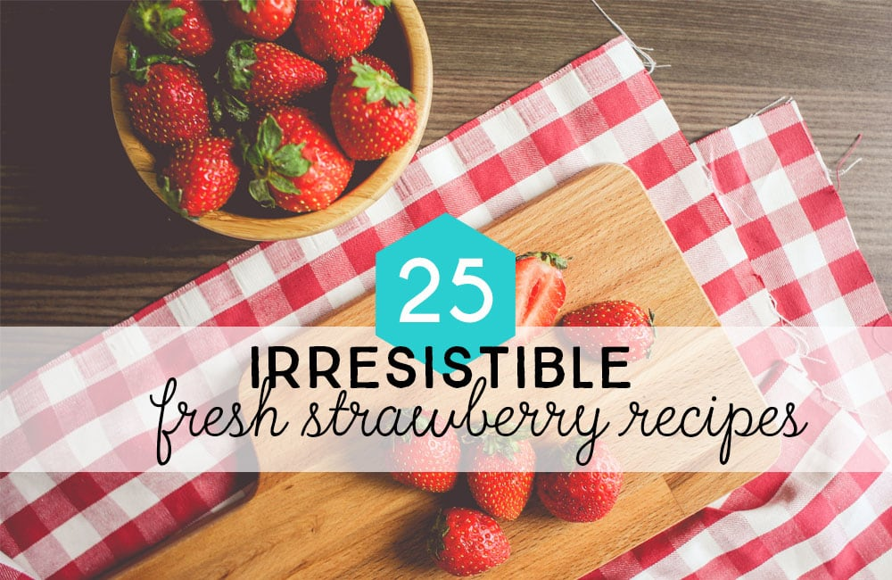 Post Header: Things to do with Strawberries