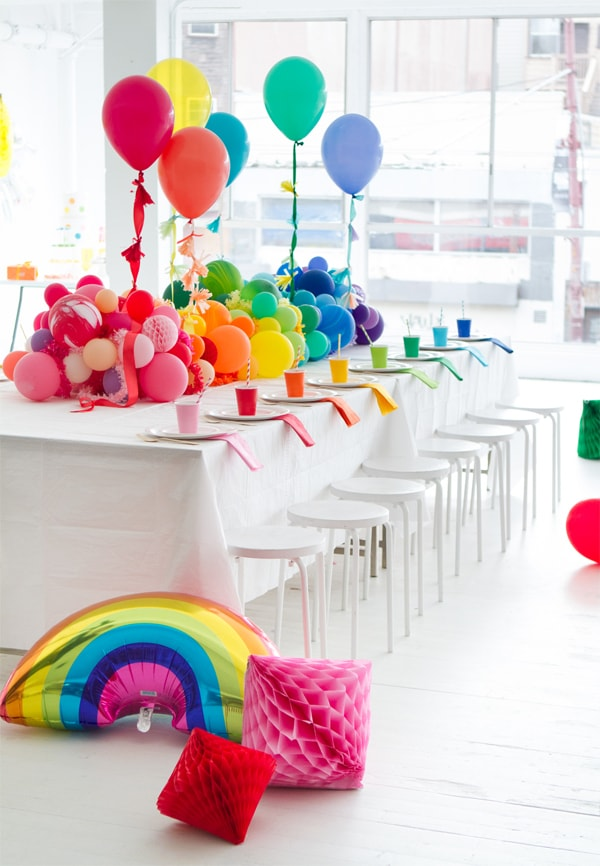 25 Rainbow Party Ideas that Will Knock Your Socks Off Fun Loving