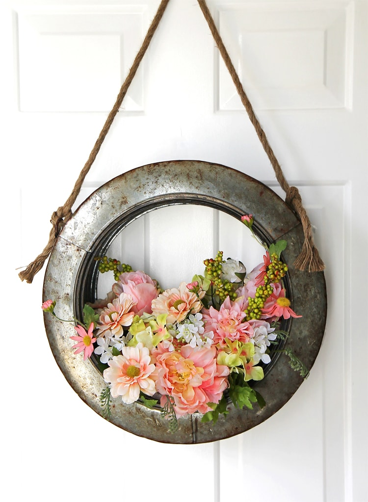 22 Diy Spring Wreath Ideas You Must See Before You Make