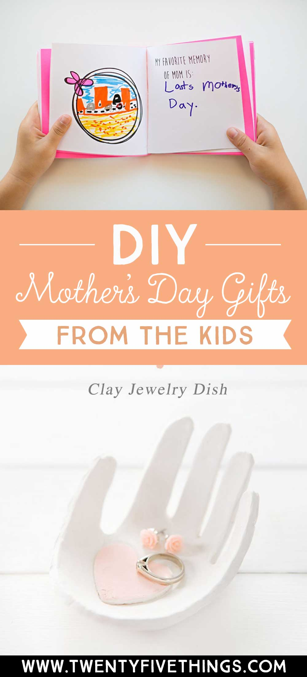 Things To Make For Mothers Day 9 Handmade Gifts Mom Will