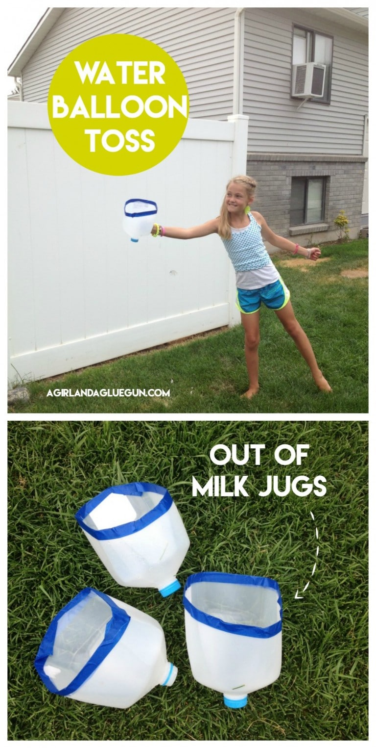 Fun And Simple Backyard Party Games Balloon Toss Plus Really Great Ideas For DIY