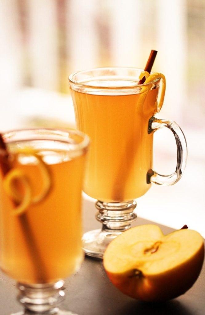 Hot Port Drink Recipe