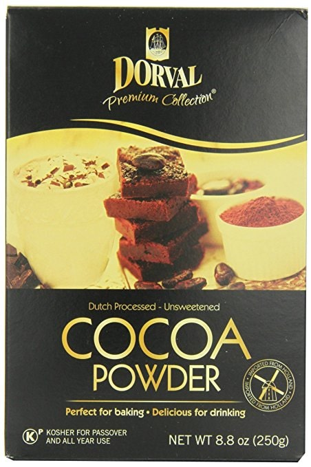 rich hot chocolate recipe with dorval dutch processed cocoa