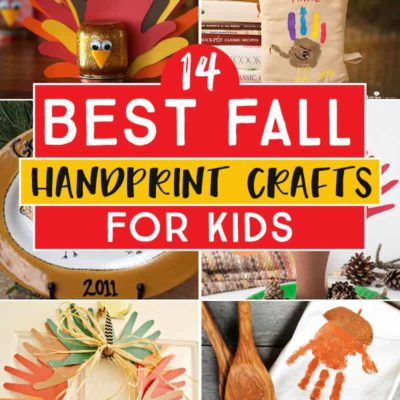 25 Fall Handprint Crafts and Fall Kids Keepsake Crafts You Will Love