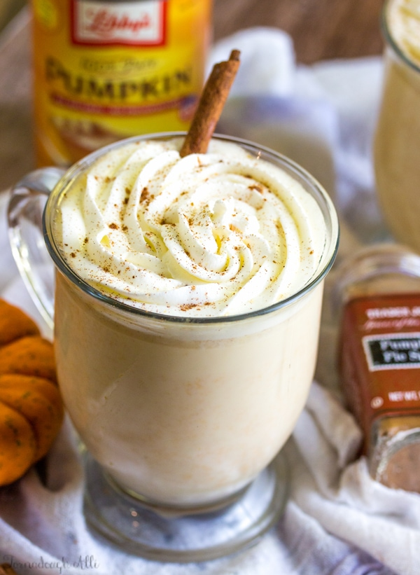 Can't wait to try this Pumpkin White hot cocoa recipe. There are also lots of other hot drink recipes to check out here.