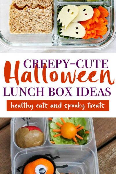 5 Creepy Cool Halloween Lunch Ideas for Kids
