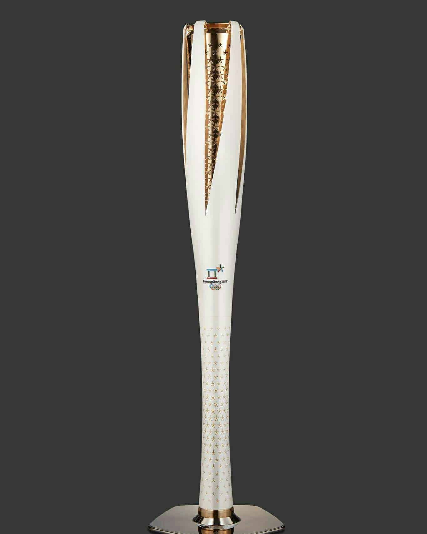 2018 Winter Olympics torch