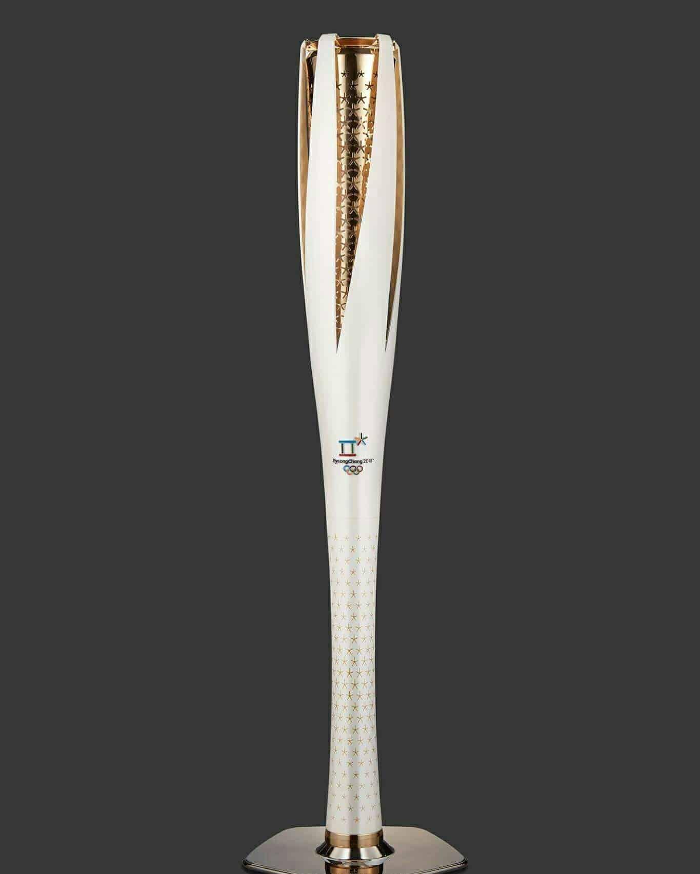 2018 Winter Olympics torch