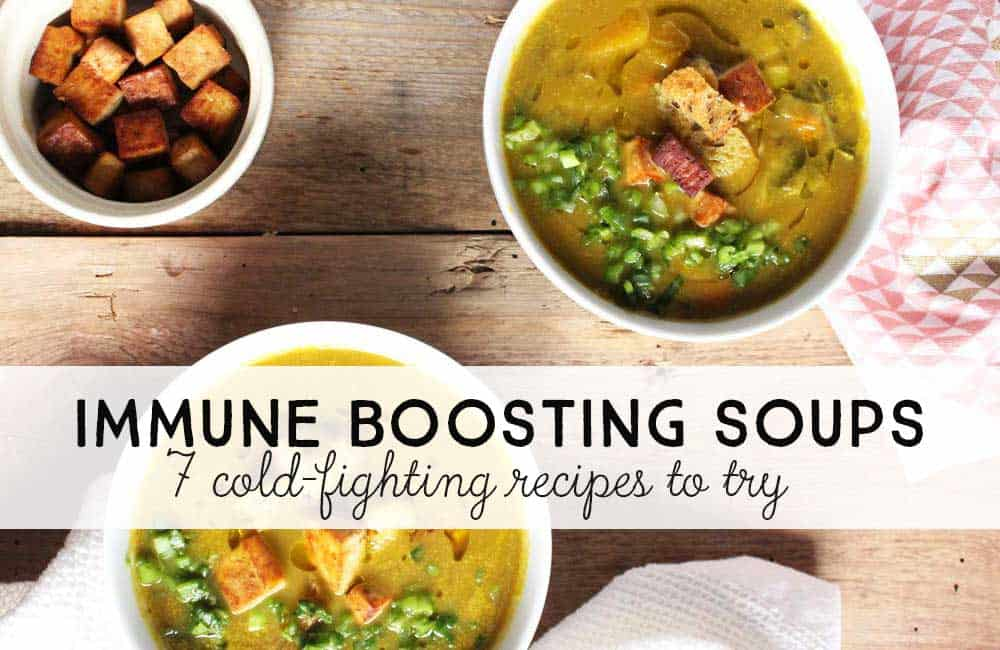 Try these immune boosting soup recipes to stay healthy
