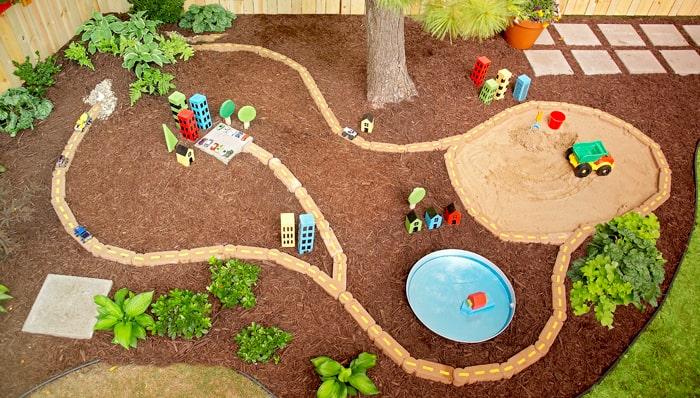 25+ Fun DIY Backyard Play Areas The Kids Will - Fun ... Ideas For Backyard Play Area on ideas for backyard deck, ideas for backyard porch, ideas for backyard garden, ideas for backyard playground, ideas for backyard spa, ideas for backyard landscaping, ideas for backyard mini golf, ideas for backyard basketball,