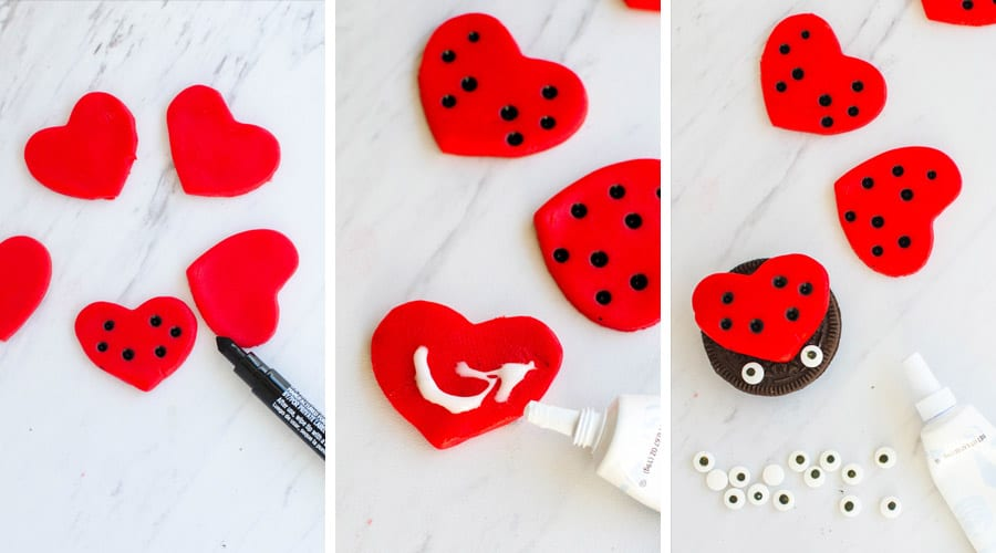 How to make your love bug treat in just a few simple steps.