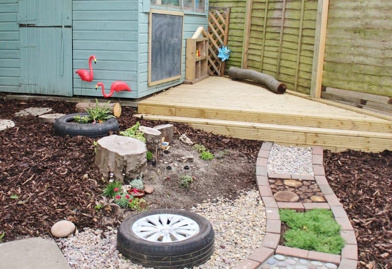 25+ Fun DIY Backyard Play Areas The Kids Will Love