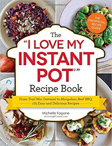 This is a highly rated instant pot recipe book with great recipes for beginners.