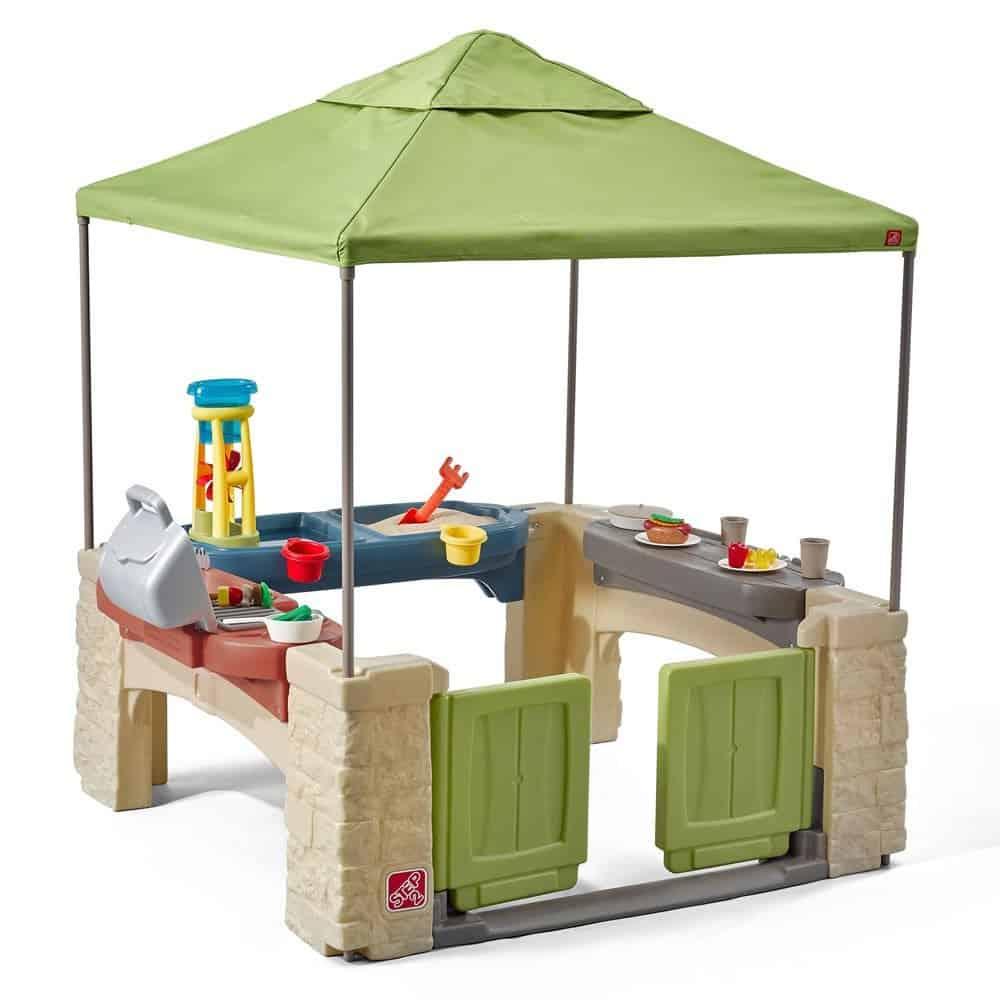 25+ Fun DIY Backyard Play Areas The Kids Will Love - Fun Loving ...