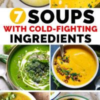 7 Immune Boosting Soups to Make This Week