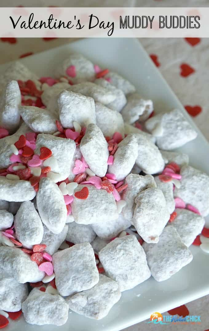 Make this easy valentine's day treat for kids.