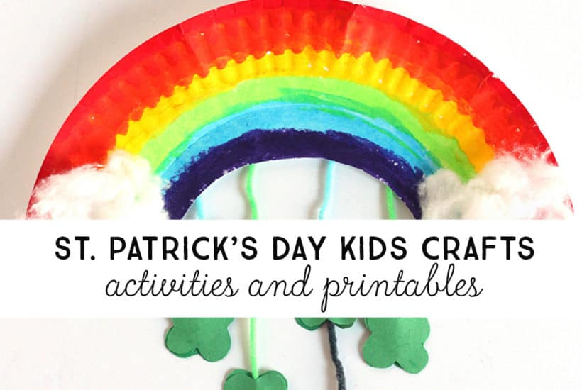 Fun and Simple St. Patrick's Day Kids Crafts and Activities
