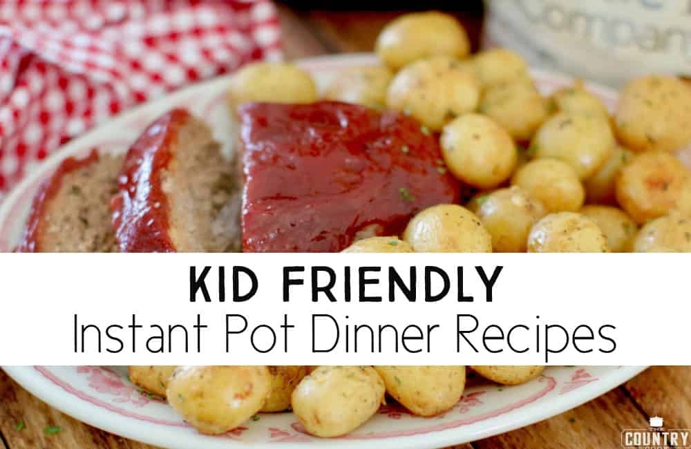 Make Instant Pot meals the kids will eat.