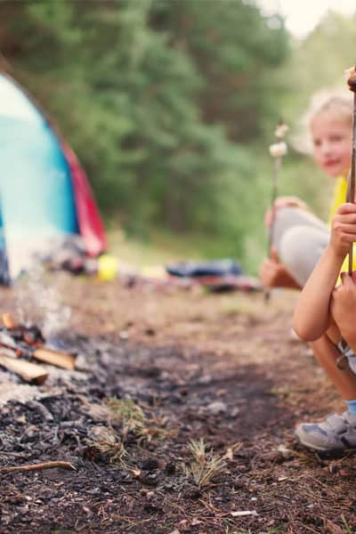 Family Camping Guide Plus Checklist of What to Bring Camping with the Kids