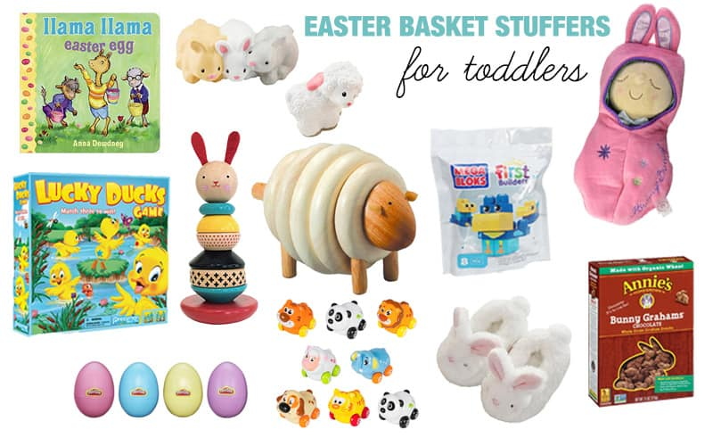 75 fun easter basket stuffers ideas for every age twentyfive easter basket stuffers for toddlers negle Choice Image