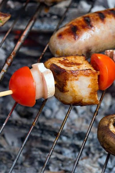camping recipes for dinner