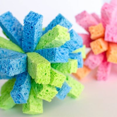 How to Make a Sponge Ball for Awesome Summer Water Games