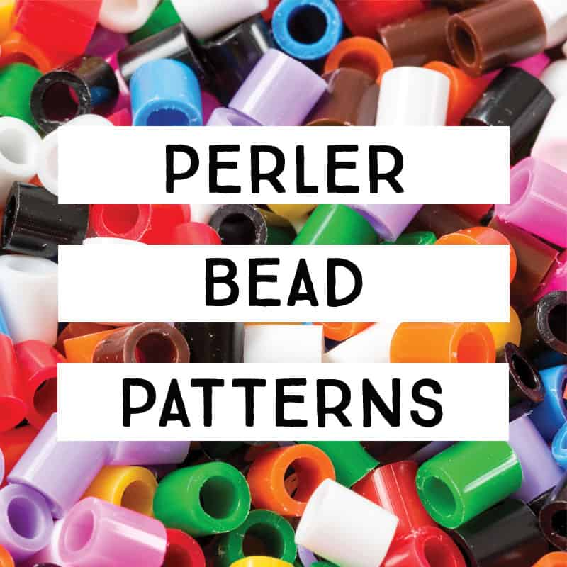 free perler bead patterns for kids melty bead crafts
