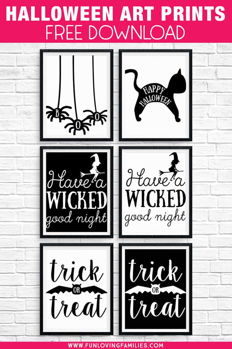 graphic about Free Printable Halloween Crafts named No cost Printable Halloween Decorations in the direction of Spruce Up Your