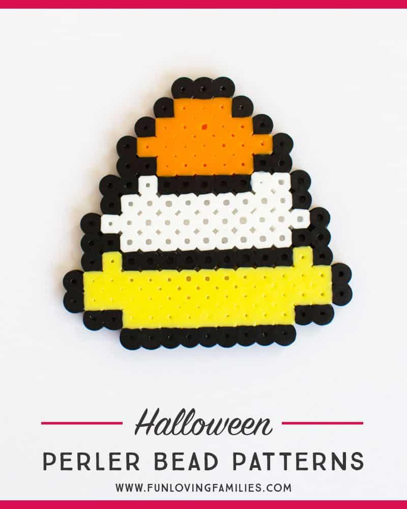 halloween perler bead patterns - fun loving families