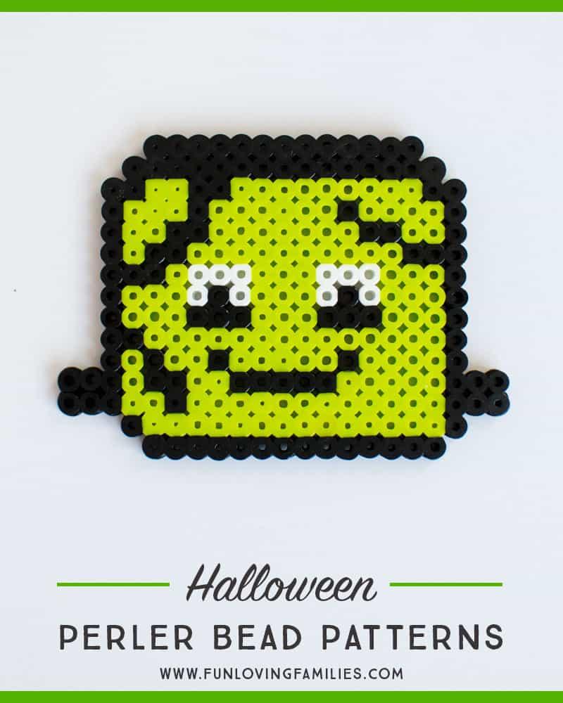 Halloween Perler Bead Patterns Fun Loving Families