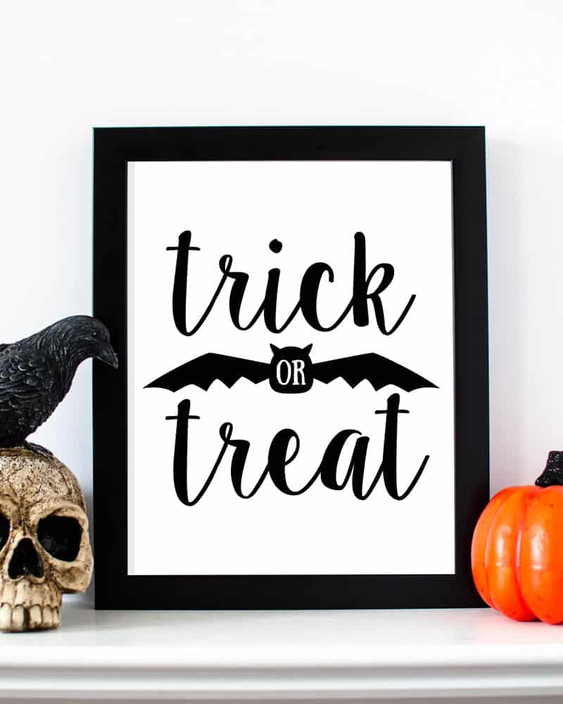 graphic about Halloween Decorations Printable called No cost Printable Halloween Decorations in direction of Spruce Up Your