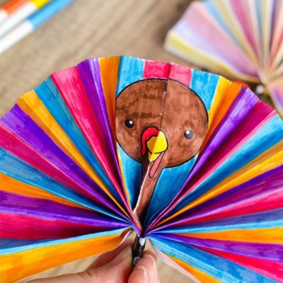 Turkey Crafts for Kids of All Ages
