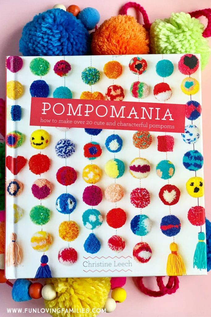 pompomania craft book