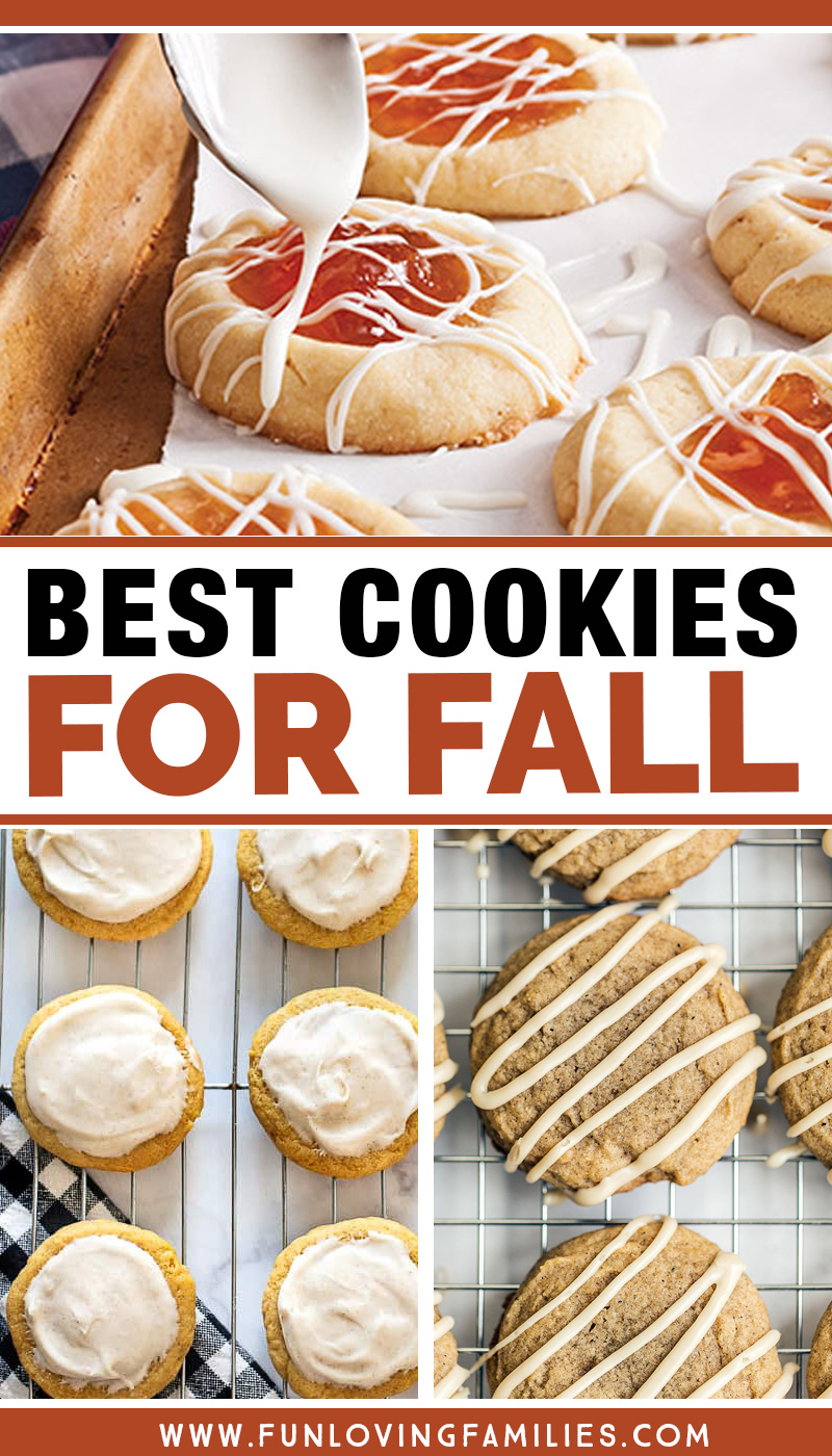 Best cookies for Fall