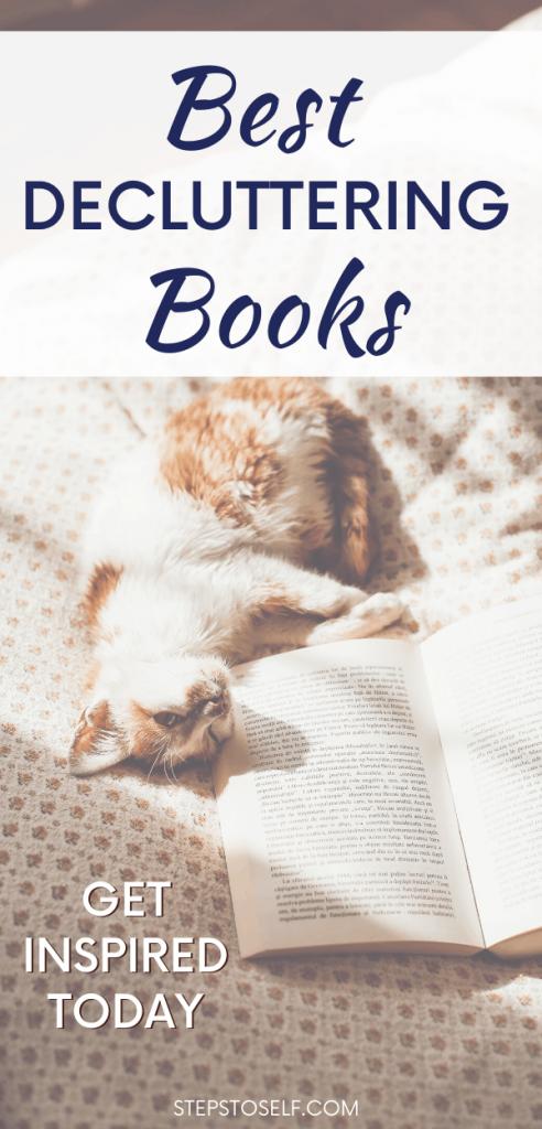 Best decluttering books: get inspired today