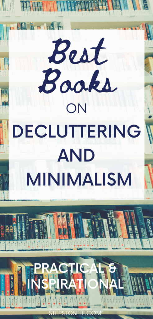 Best books on decluttering and minimalism: practical & inspirational