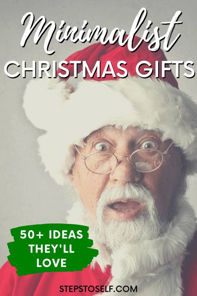 Minimalist Christmas Gifts: 50+ Ideas They'll Love