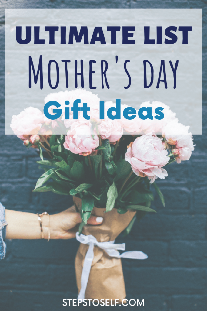 Ultimate List of Mother's Day Gift Ideas She'll Love