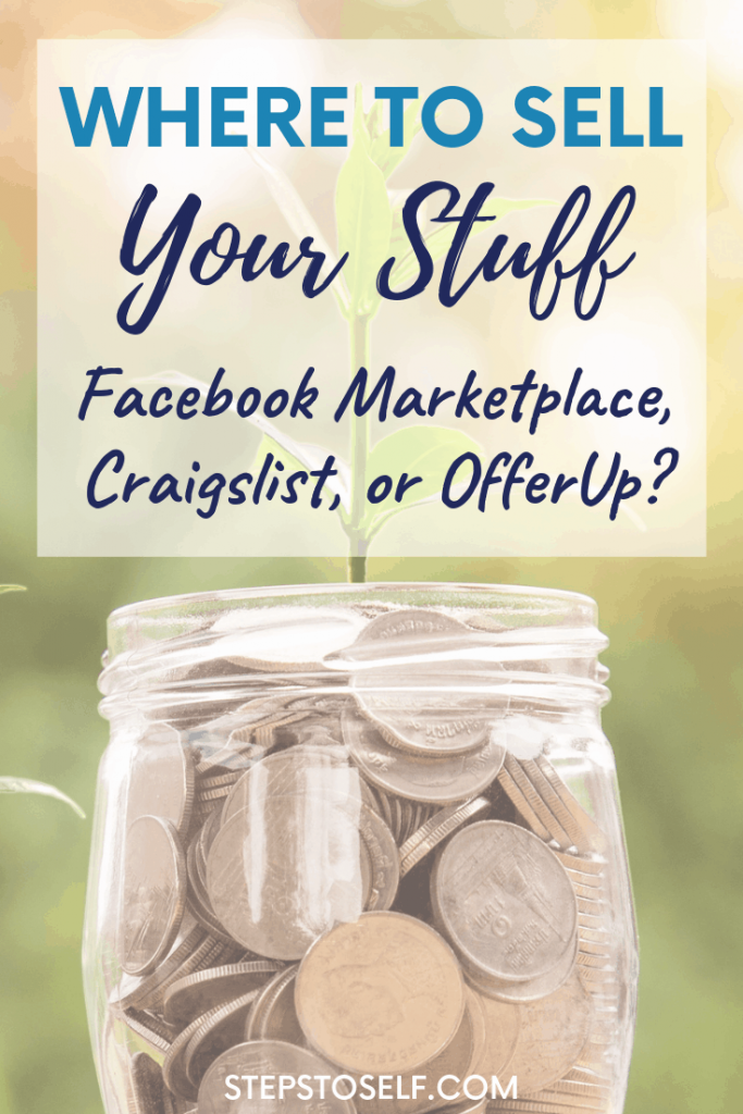 Where to sell your stuff: Facebook Marketplace, Craigslist, or OfferUp?